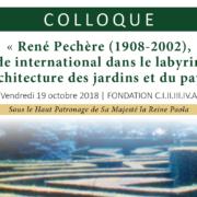 Colloque René Pechère - ABAJP