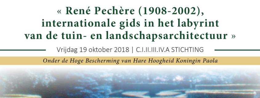 Colloquium René Pechère BVTL