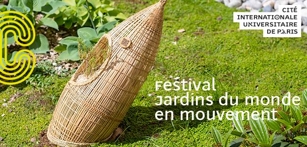 Festival « Jardins du monde en mouvement »