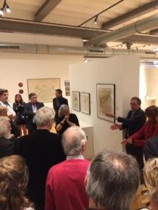 Visite d'une exposition au CIVA
